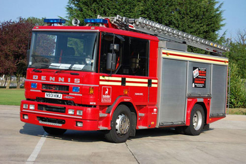 Dennis Fire appliance